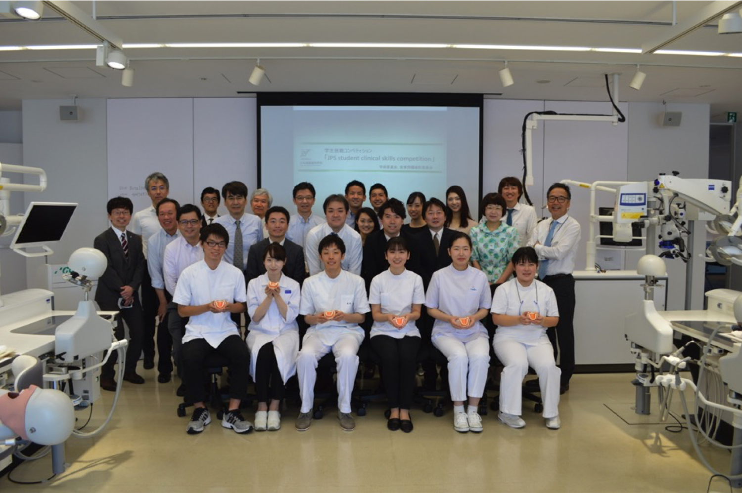 2019年6月16日 JPS student clinical skills competition